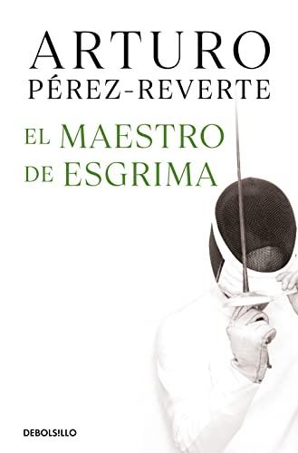 9788490628324: El maestro de esgrima (Spanish Edition)