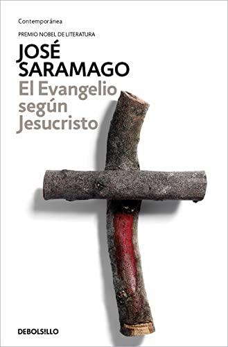 9788490628713: El evangelio según Jesucristo (Contemporánea)