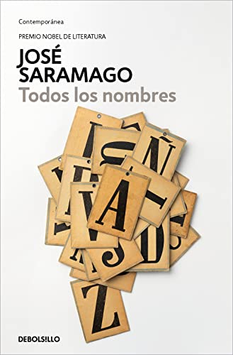 9788490628737: Todos los nombres / All the Names (Spanish Edition)