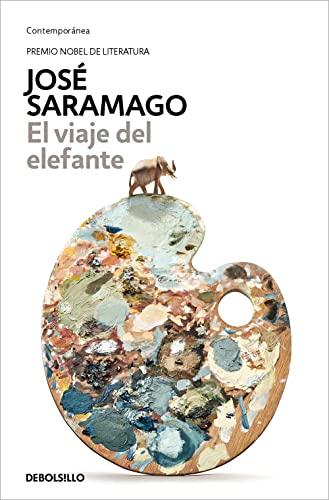 9788490628782: El viaje del elefante (CONTEMPORANEA)