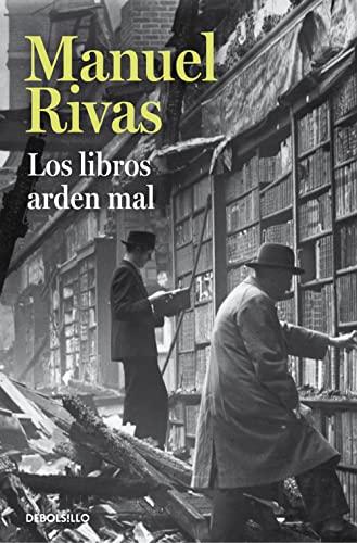 9788490628850: Los libros arden mal (Best Seller)