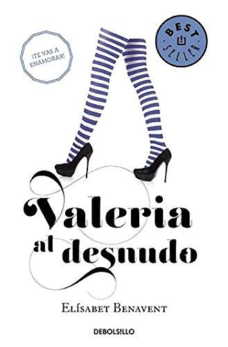 9788490629000: Valeria Al Desnudo - Saga Valeria 4 [Lingua spagnola]