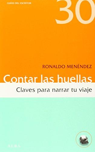 contar las huellas: Ronaldo Men?ndez