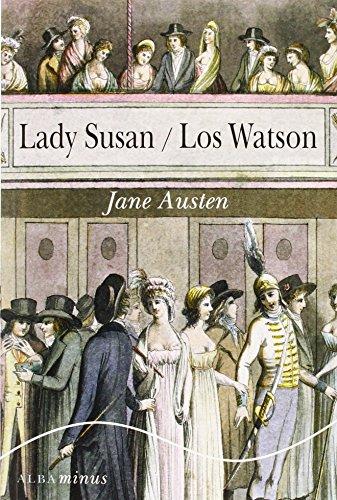 9788490650851: Lady Susan / Los Watson