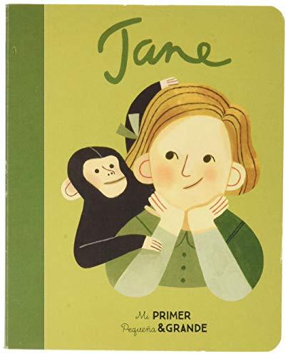 9788490656549: Mi primer P&G Jane Goodall (Mi Primer Pequeña & Grande)