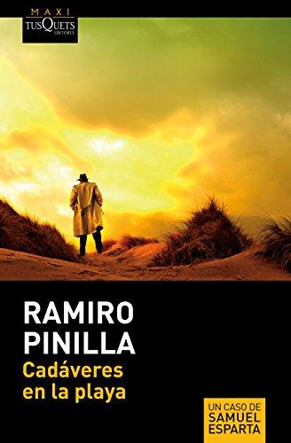 9788490661321: Cadáveres En La Playa (Serie Samuel Esparta)