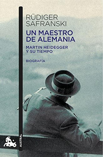 9788490661475: Un maestro de Alemania (Contemporánea)