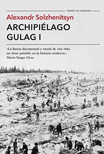 9788490661697: Archipiélago Gulag I (Tiempo de Memoria)