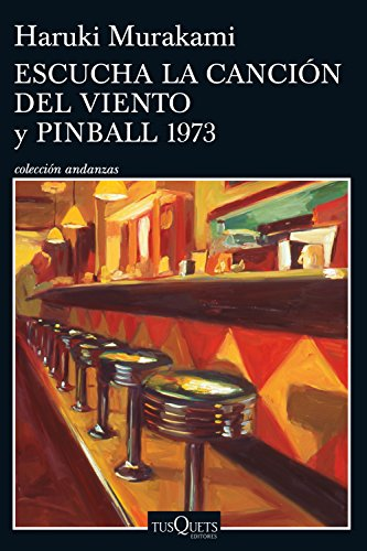 9788490661734: Escucha la canción del viento y Pinball 1973 (Andanzas)