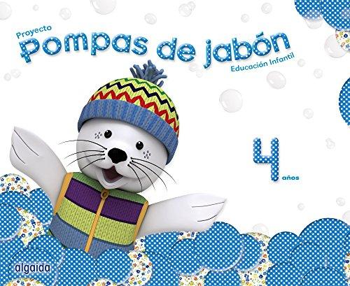 Pompas de Jabón, Educación Infantil, 4 años,: Campuzano Valiente, María