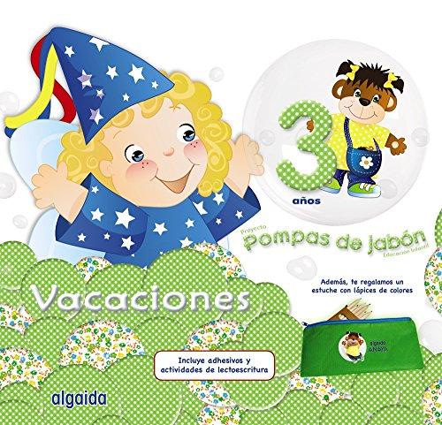 9788490671825: Pompas de jabón 3. Cuaderno de vacaciones - 9788490671825