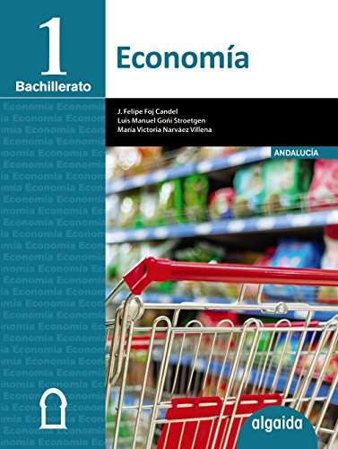 9788490673652: Economía 1º Bachillerato - 9788490673652