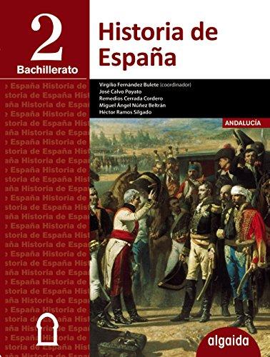 9788490673775: Historia de España 2º Bachillerato - 9788490673775