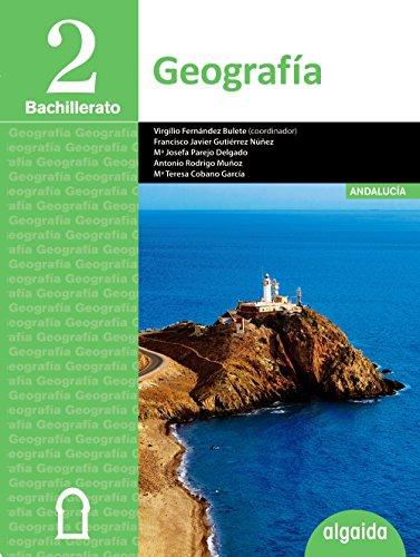 GEOGRAFÍA 2º BACHILLERATO: COBANO GARCÍA, TERESA;FERNÁNDEZ