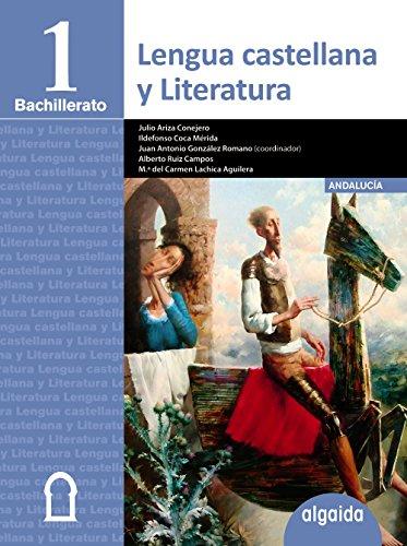 9788490673812: Lengua Castellana y Literatura 1º Bachillerato - 9788490673812