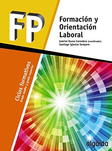 9788490677520: Formación y Orientación Laboral