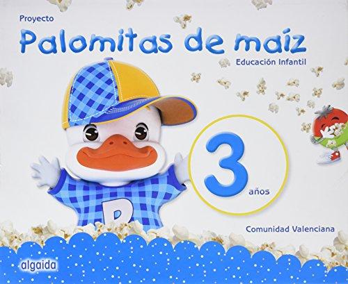 9788490679159: Proyecto Palomitas de maíz. Educación Infantil. 3 años