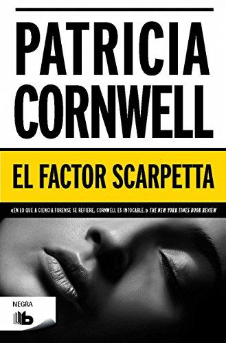 9788490701300: El factor Scarpetta: Serie Kay Scarpetta
