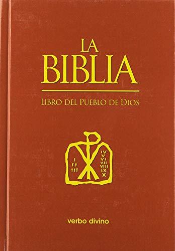 Resultado de imagen de Biblia del Pueblo de Dios