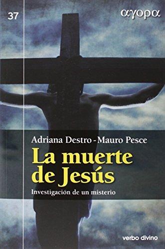 9788490731796: Muerte De Jesus: Investigación de un misterio (Ágora)