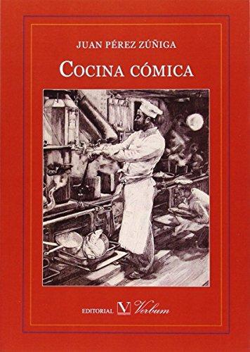 9788490742143: Cocina cómica (Narrativa)