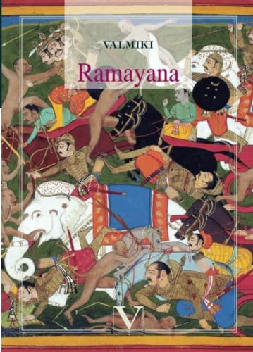 El Ramayana: Valmiki