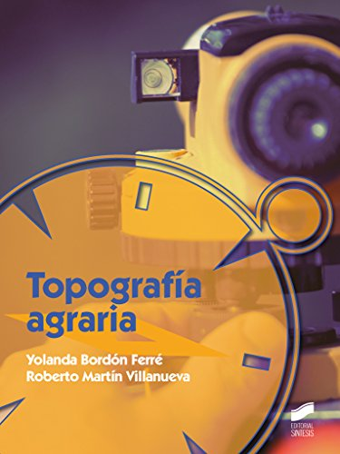 TOPOGRAFIA AGRARIA: YOLANDA BORDON FERRE