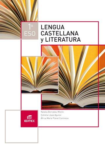 9788490784938: Lengua castellana y Literatura 1º ESO (LOMCE): 3 (Secundaria) - 9788490784938
