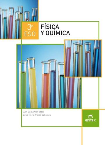 9788490784969: Física y Química 3º ESO (LOMCE) (Secundaria) - 9788490784969