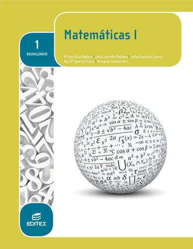 Matemáticas, 1 Bachillerato (Paperback): María José . . . [et al. ] Ruiz Jiménez