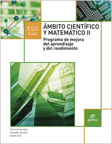 9788490786055: AMBITO CIENTIFICO Y MATEMATICO II 2015 (PMAR)
