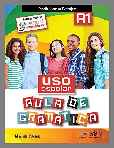 9788490812037: Uso escolar. Aula de gramatica: Libro del alumno (A1)