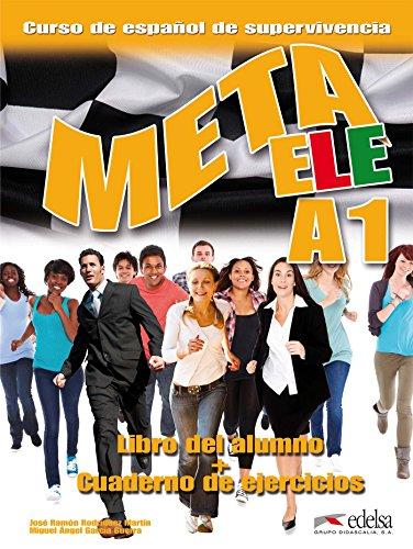 9788490813201: META ELE A1 ALUM+EJER