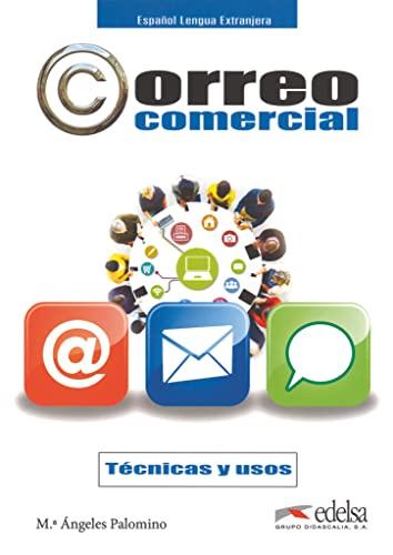 9788490816004 Correo Comercial Tecnicas Y Usos Libro Del