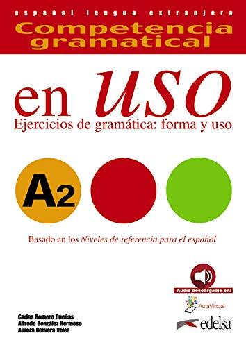 9788490816110: Competencia Gramatical En USO: Libro + CD A2 (Spanish Edition)