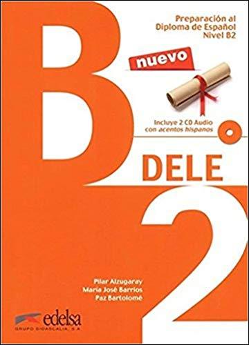 9788490816752: Preparacion al diploma de espanol B2 - Livre + CD