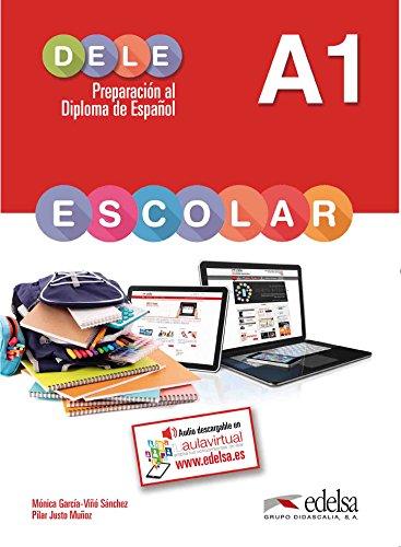 9788490816769: Preparacion al DELE Escolar: Libro del Alumno - A1 (Spanish Edition)