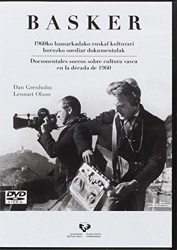 Basker. 1960ko hamarkadako euskal kulturari buruzko suediar: Grenholm, Dan; Olson,