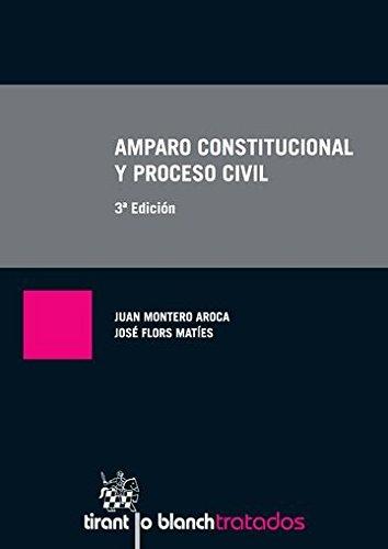 AMPARO CONSTITUCIONAL Y PROCESO CIVIL.: MONTERO AROCA, JUAN;FLORS