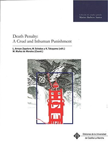 9788490862254: Death Penalty: A Cruel and Inhuman Punishment