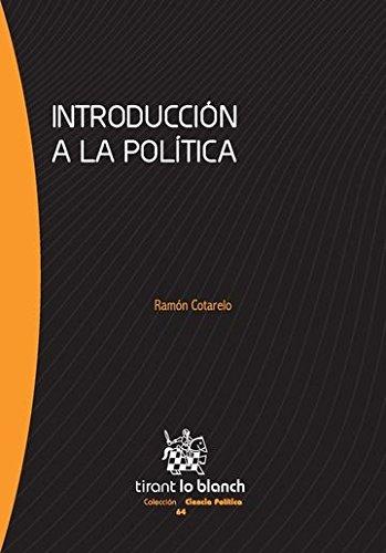 9788490868874: Introducción a la política (Serie Ciencia Política)