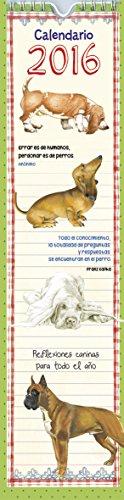 Calendario reflexiones caninas 2016 - Vv.Aa.