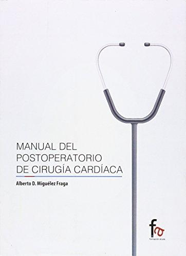 9788490886113: Manual Del Postoperatorio De Cirug�a Cardiaca (Ciencias Sanitarias)