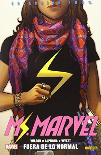 9788490941515: Ms. Marvel 1. Fuera De Lo Normal (100% marvel)