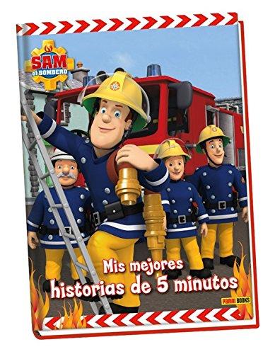 9788490941676: Sam el bombero. MIS MEJORES HISTORIAS DE 5 MINUTOS.