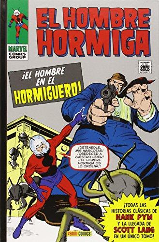 9788490941690: HOMBRE HORMIGA EL HOMBRE EN EL HORMIGUERO