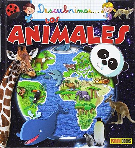 9788490944189: Descubrimos... Los animales