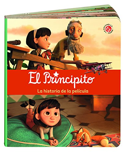 9788490944745: PRINCIPITO:HISTORIA DE LA PELICULA
