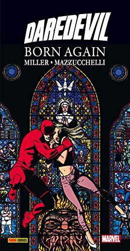 9788490946275: FRANK MILLER DAREDEVIL BORN AGAIN