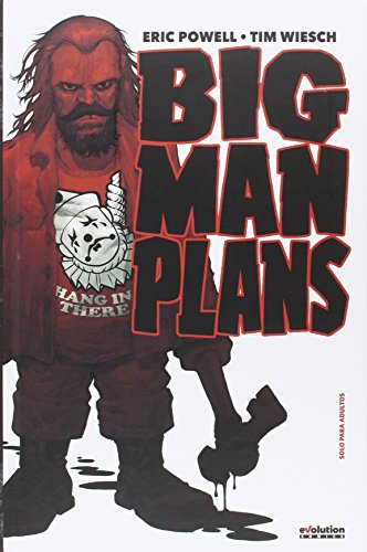 9788490947197: Big Man Plans